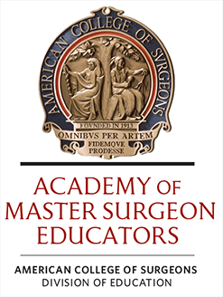 Academy of Master Surgeon Educators